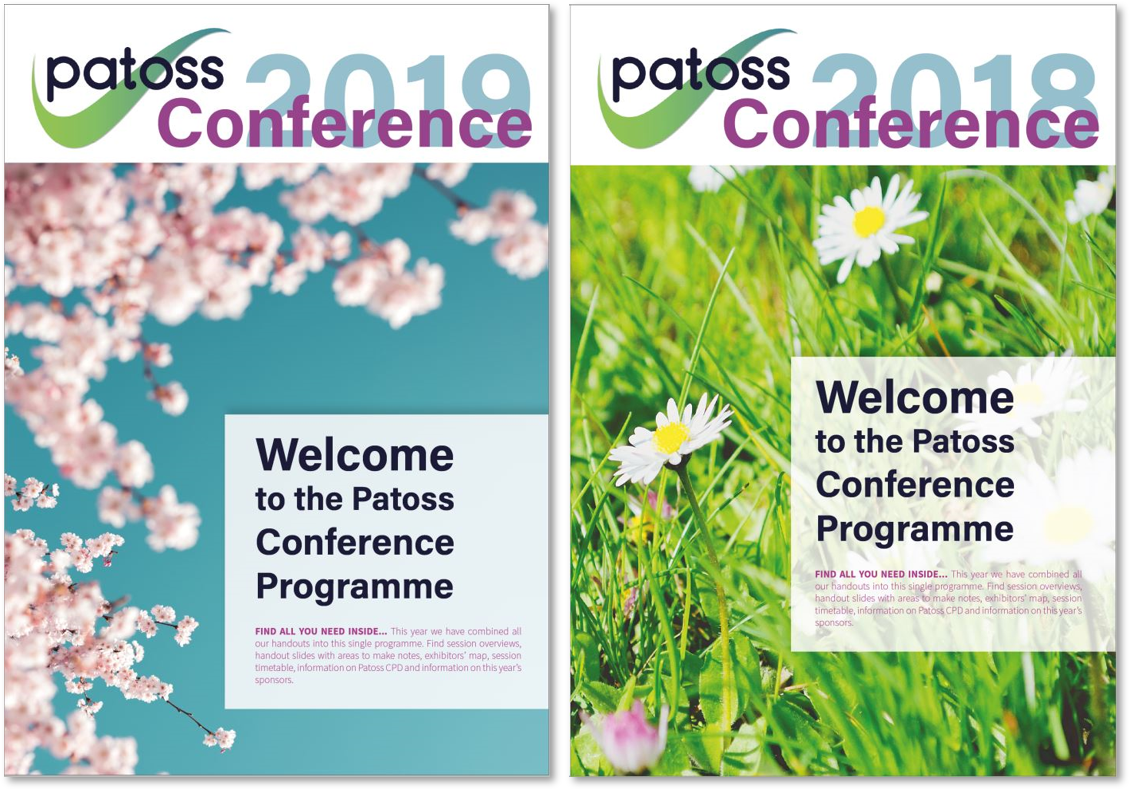 Conference programmes image