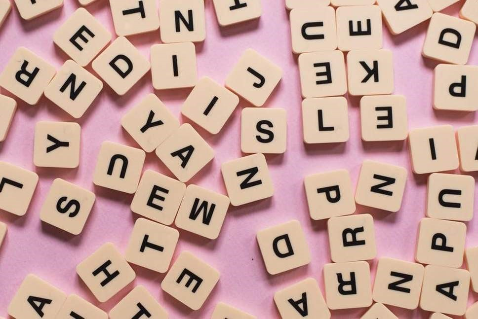 News article picture letters